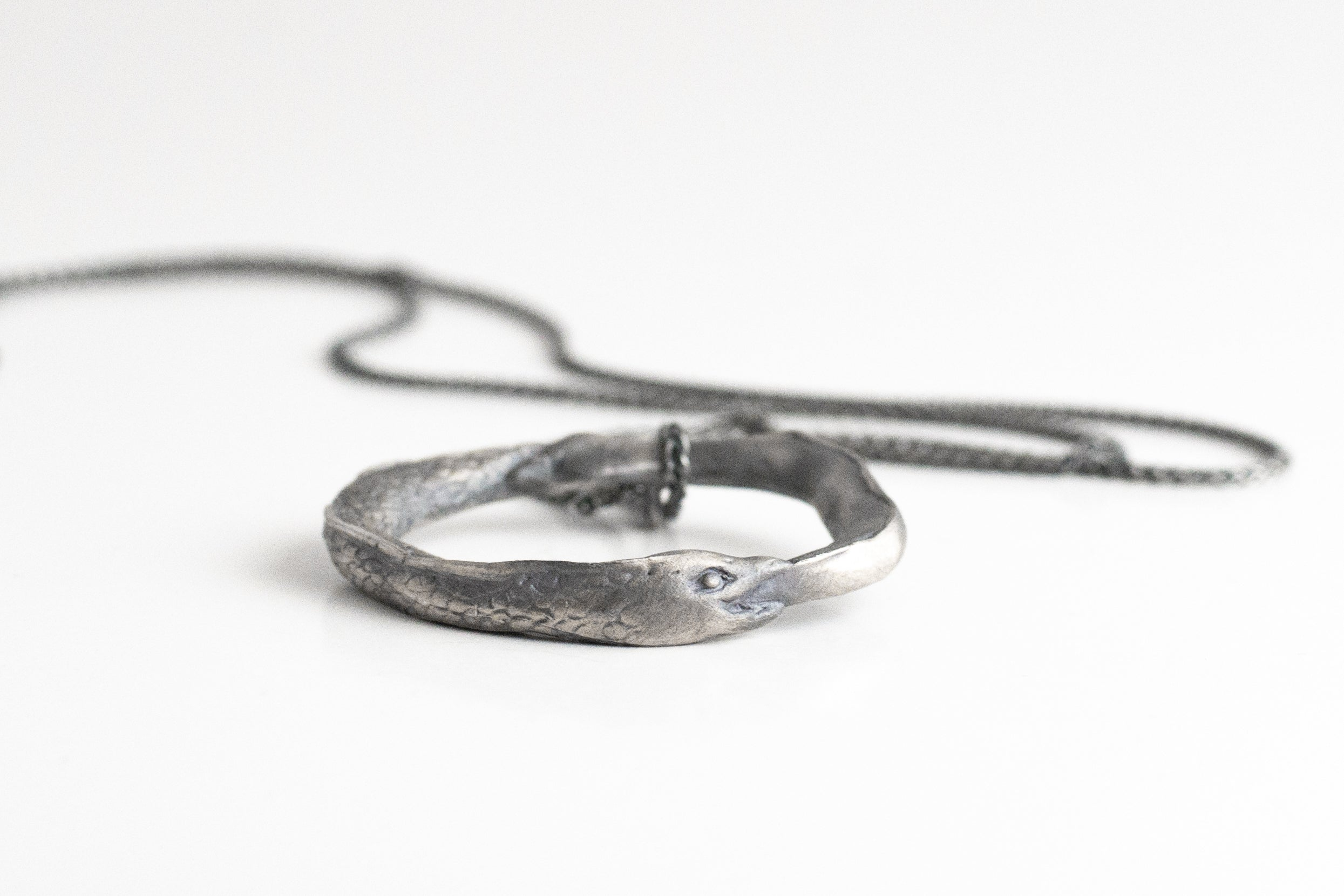 Eternal Pendant Necklace