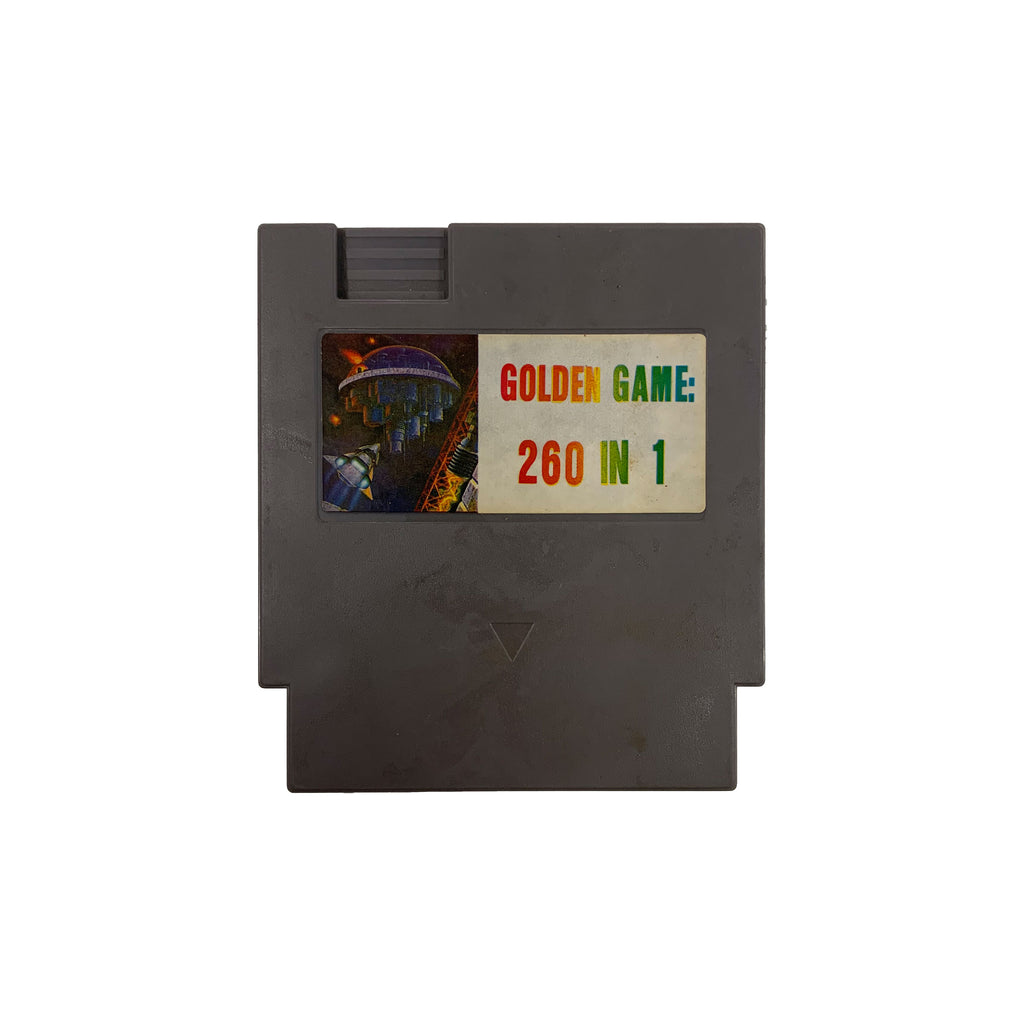 Golden Games for NES