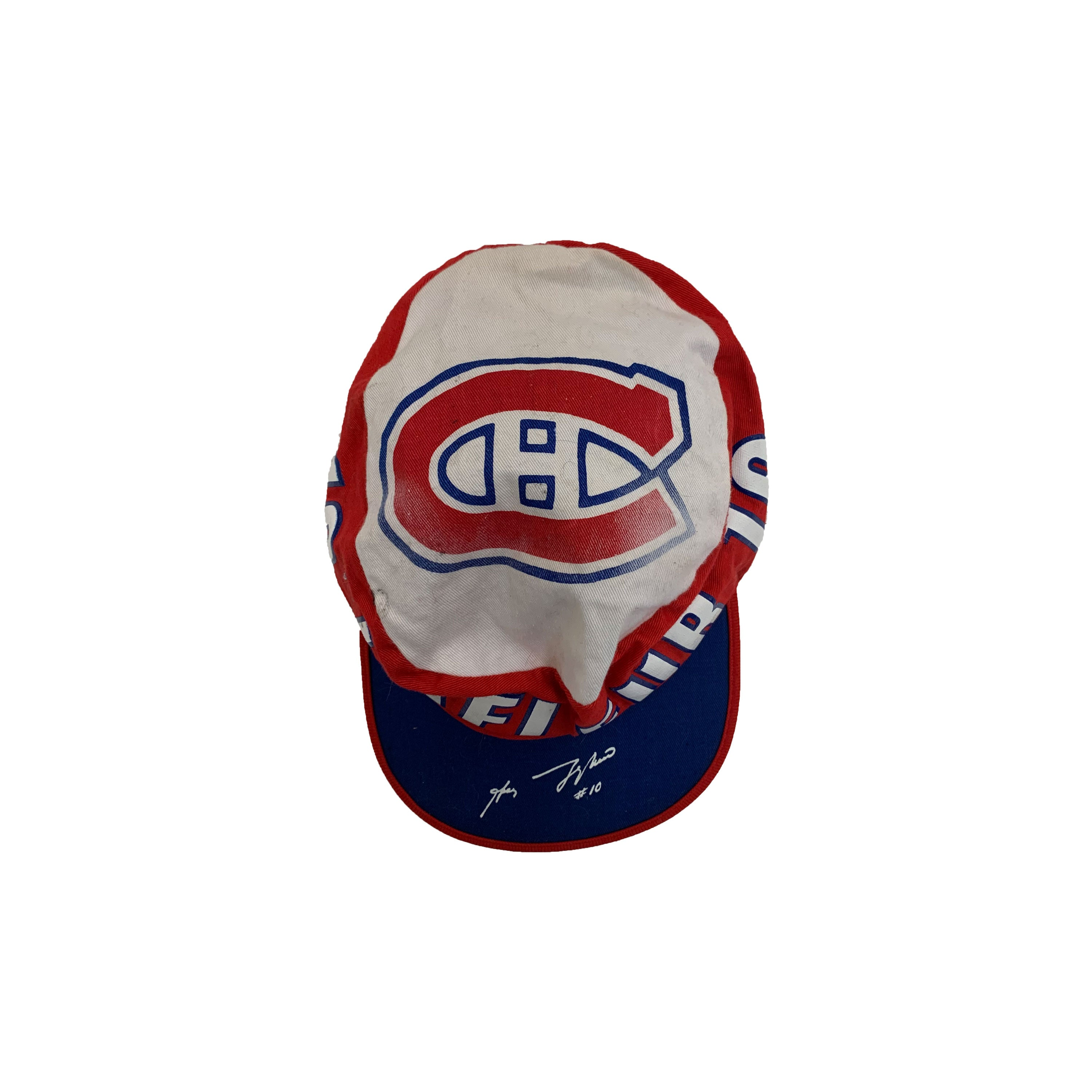 Lafleur Retirement Night Souvenir Cap