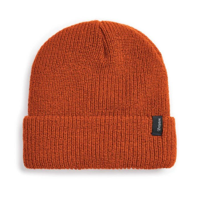 Heist Beanie - Burnt Orange
