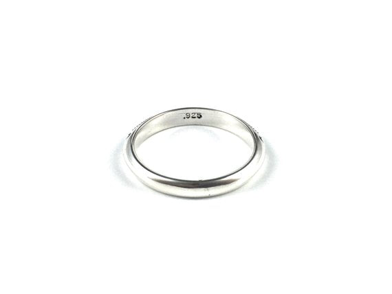 Silver Stack Ring II