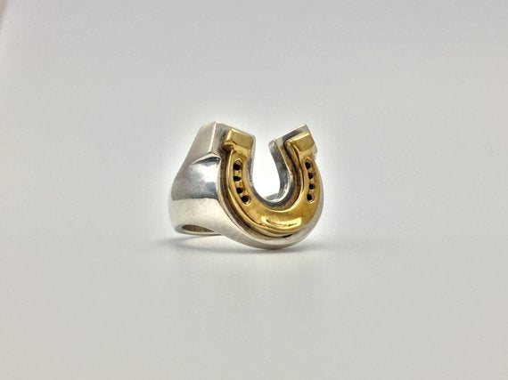 Horseshoe Ring