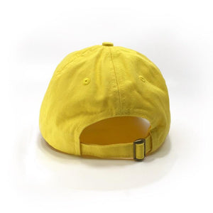 Bolo Dad Hat - Yellow