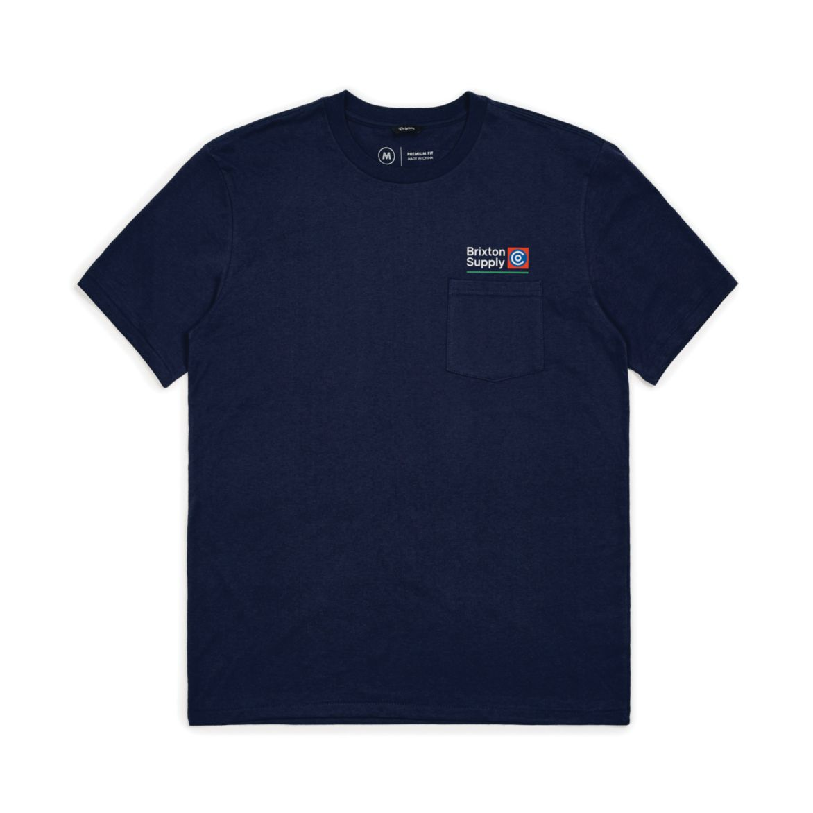 Orson Pocket Tee - Navy