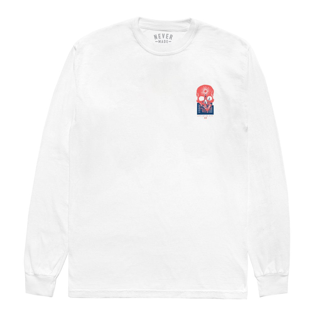 City of No Pity L/S Tee
