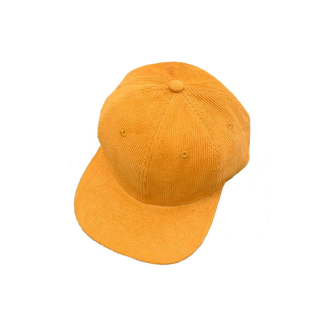 Pumpui x Lopez Curry Corduroy Cap