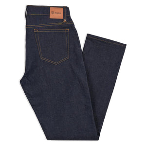 Reserve 5-Pocket Denim Pant - Raw Indigo