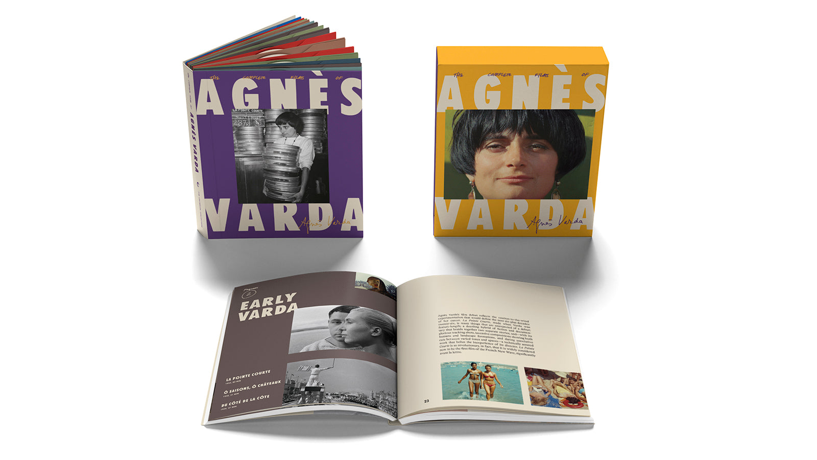 The Complete Films of Agnès Varda