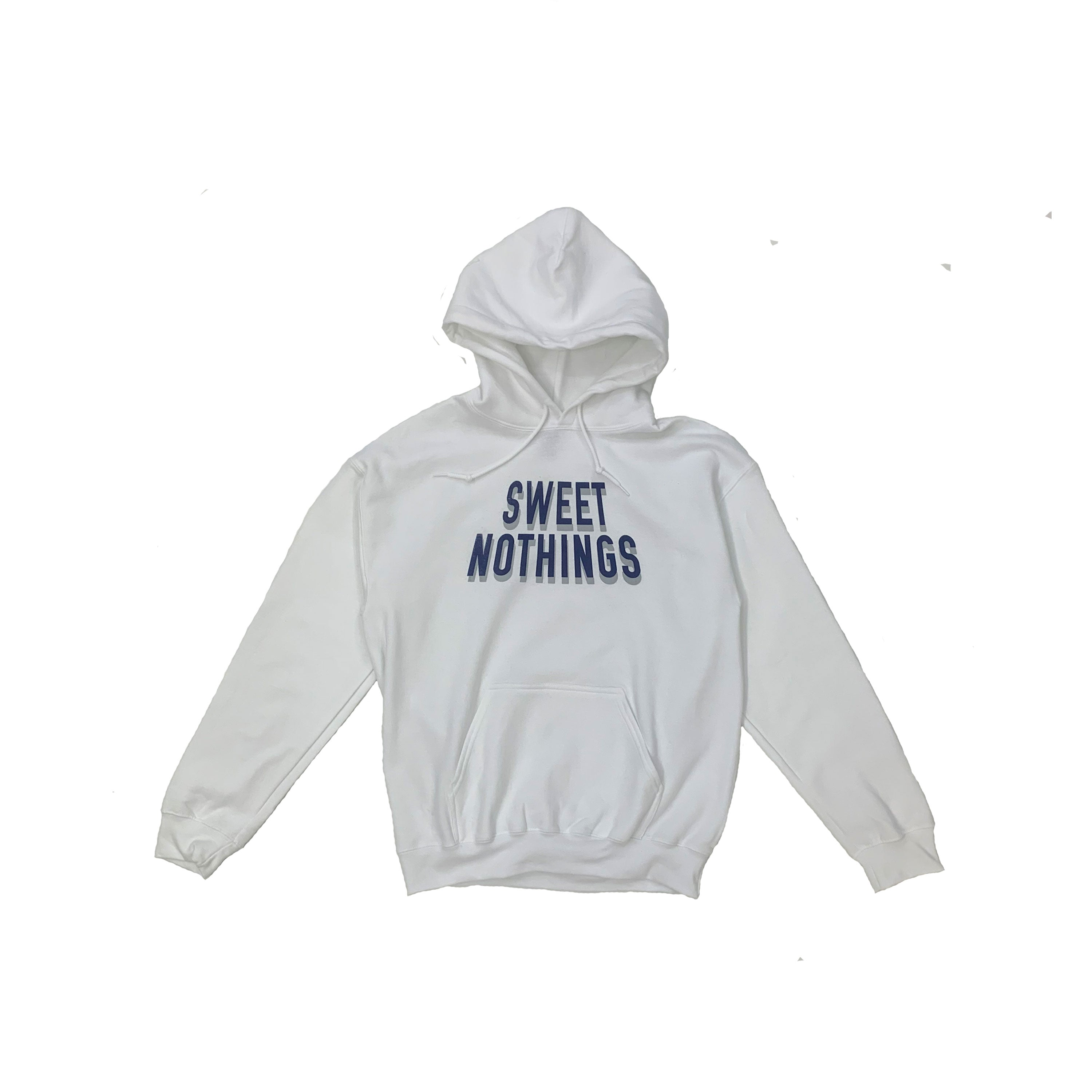 Shadow Pullover - White