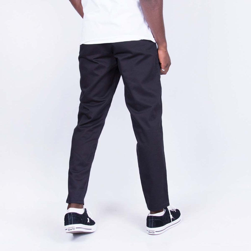 Easy Chino - Black Twill