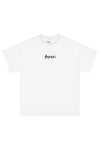 Classic Embroidered Logo T-Shirt - White
