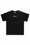 Classic Embroidered Logo T-Shirt - Black