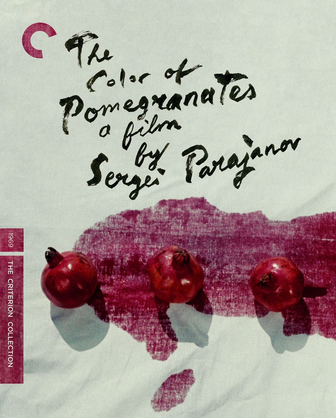 The Color of Pomegranates