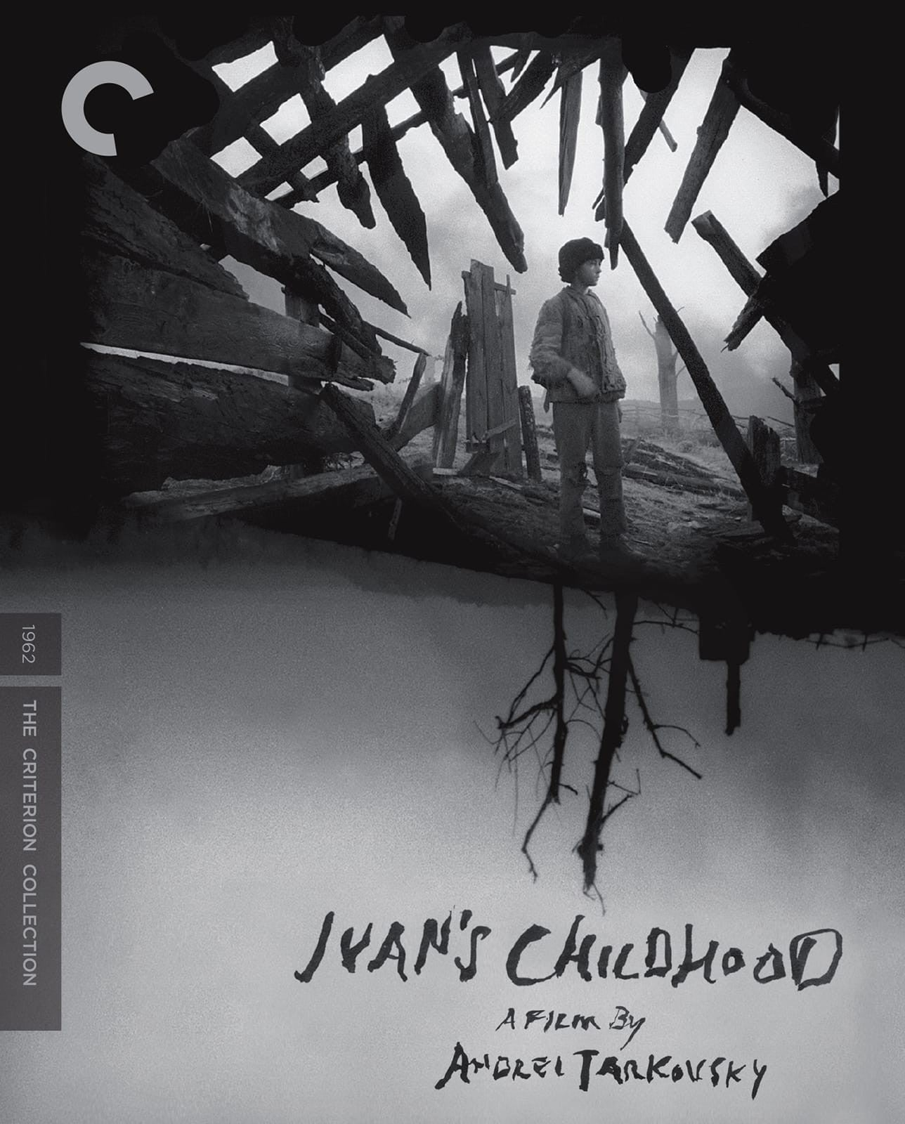 Ivan's Childhood Blu-Ray