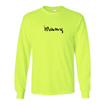 Many Matisse Logo Long Sleeve
