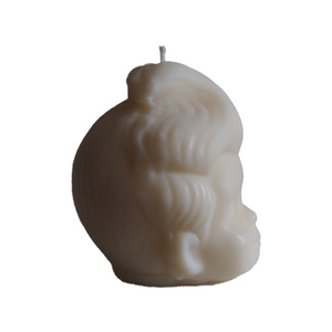 Babydoll Naturals x Lopez - White Burger Boy Candle
