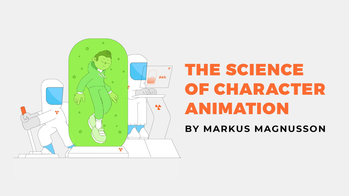 Science of Character Animation by Markus Magnusson
