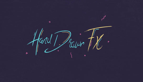 Frame by Frame Handdrawn FX & Motion Beast
