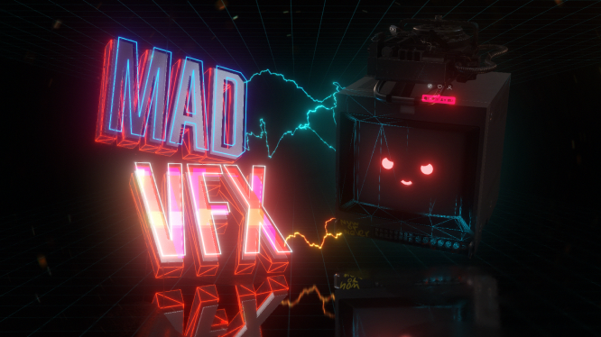 [FREE STREAM] MAD VFX IN AFTER EFFECTS (4TH WEEK AND FULL COURSE) – MOTION DESIGN SCHOOL