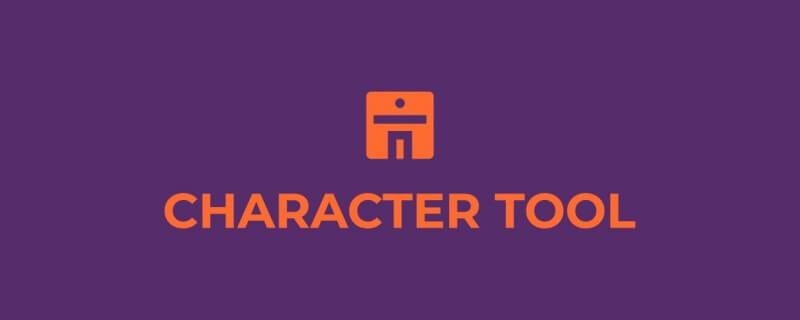 Character Tool
