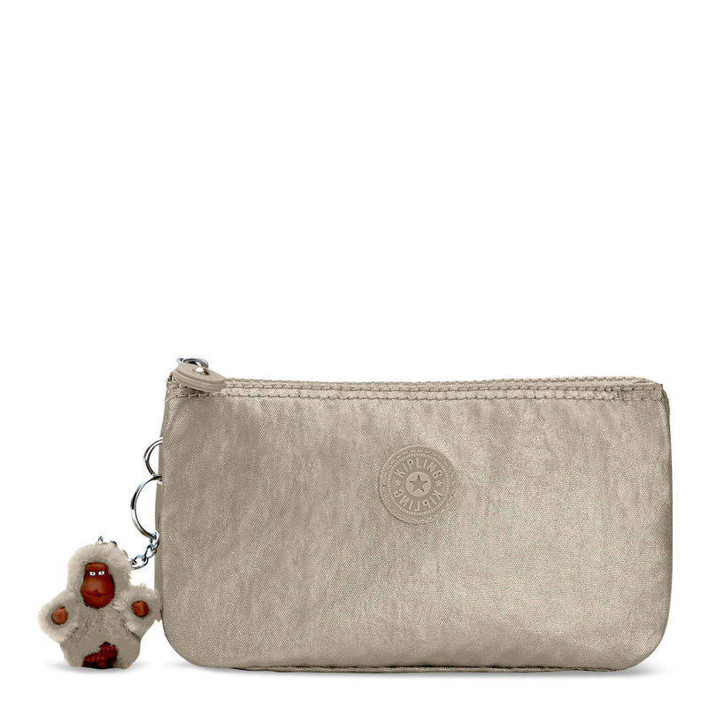 Creativity Metallic Large Pouch