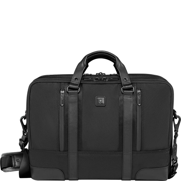 Lexicon Professional Lexington 15 - Expandable Laptop Briefcase
