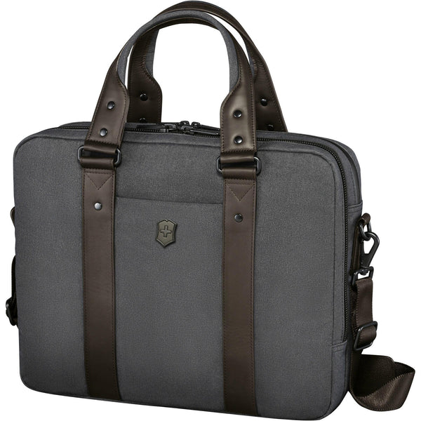 Architecture Urban Bodmer 14 Dual Compartment Laptop Briefcase