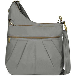 Travelon Anti-Theft Signature 3 Compartment Crossbody
