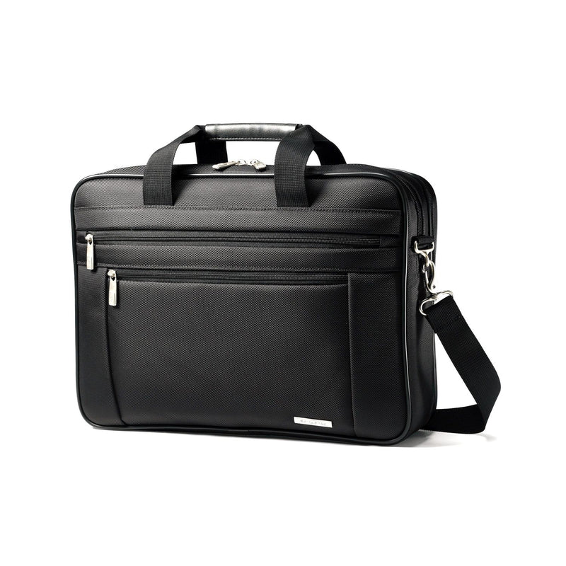 Classic Business 2 Gusset 17 Inch Topload Briefcase
