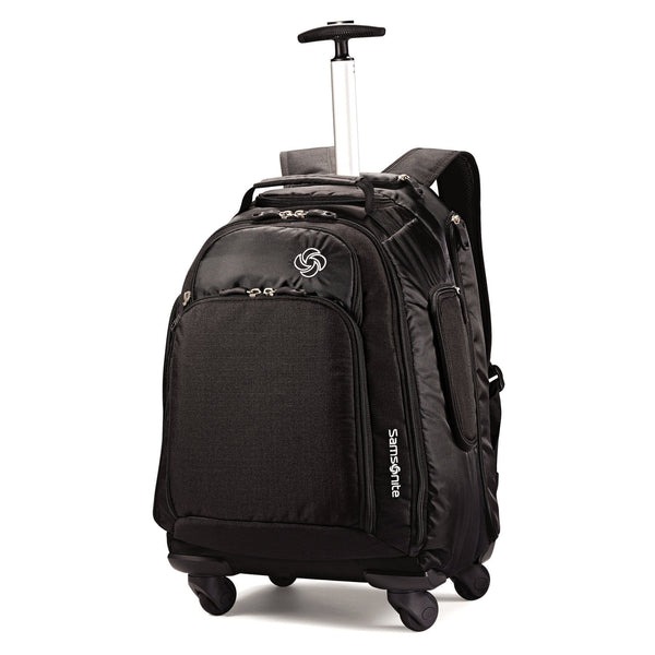 Wheeled Mvs Spinner Backpack 21