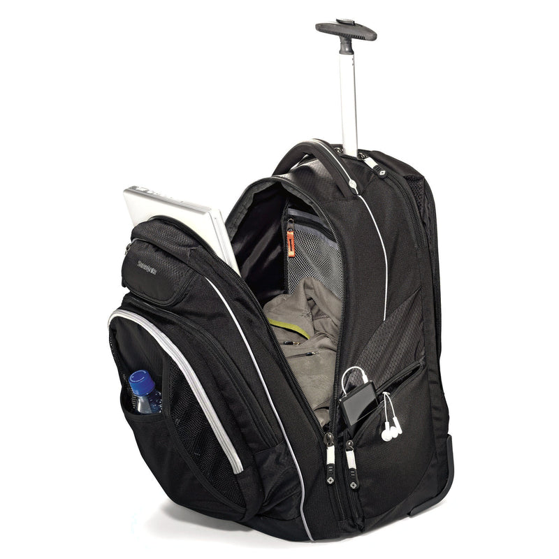 Wheeled Backpack 21