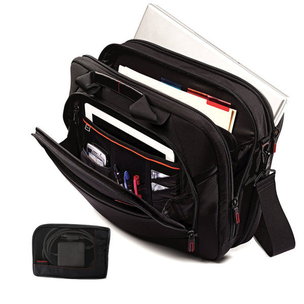 Pro 4 Dlx 2 Gusset Perfect Fit Technology Briefcase