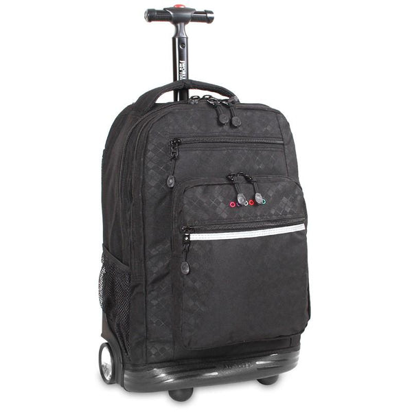 Sundance Rolling Backpack