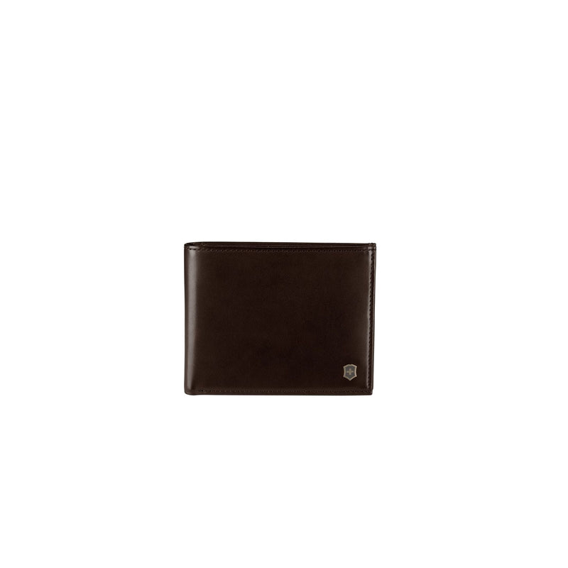 Altius Edge Zenon - Leather Bi-Fold Wallet W/Rfid