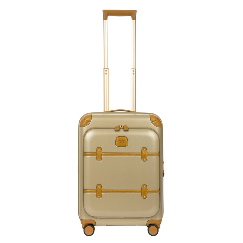 Bellagio 2.0 21 Inch Spinner Trunk with Pocket