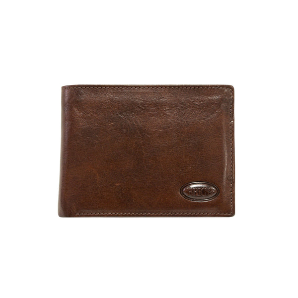 Monte Rosa Horizontal Wallet With Id