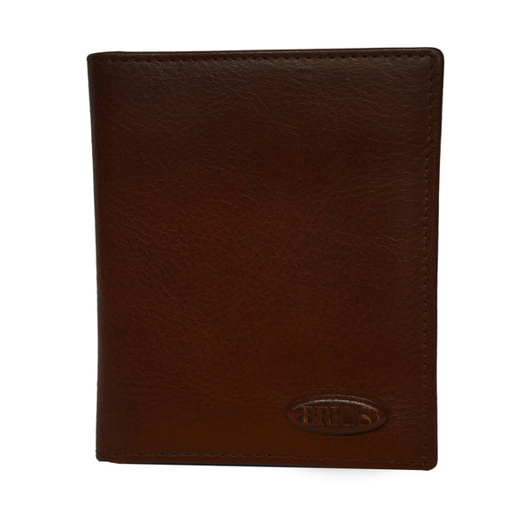Monte Rosa Slim Vertical Wallet With Id