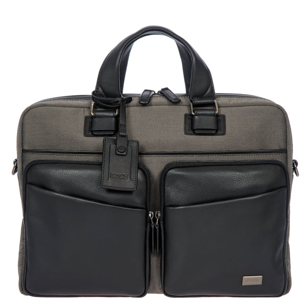 Monza Briefcase 1 Garment 2 Handle