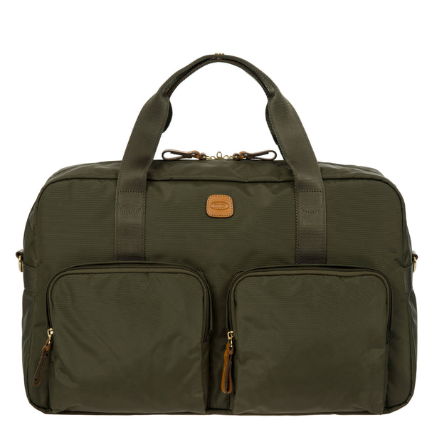 X-Bag/ X-Travel 18 Inch Boarding Duffel with Pockets