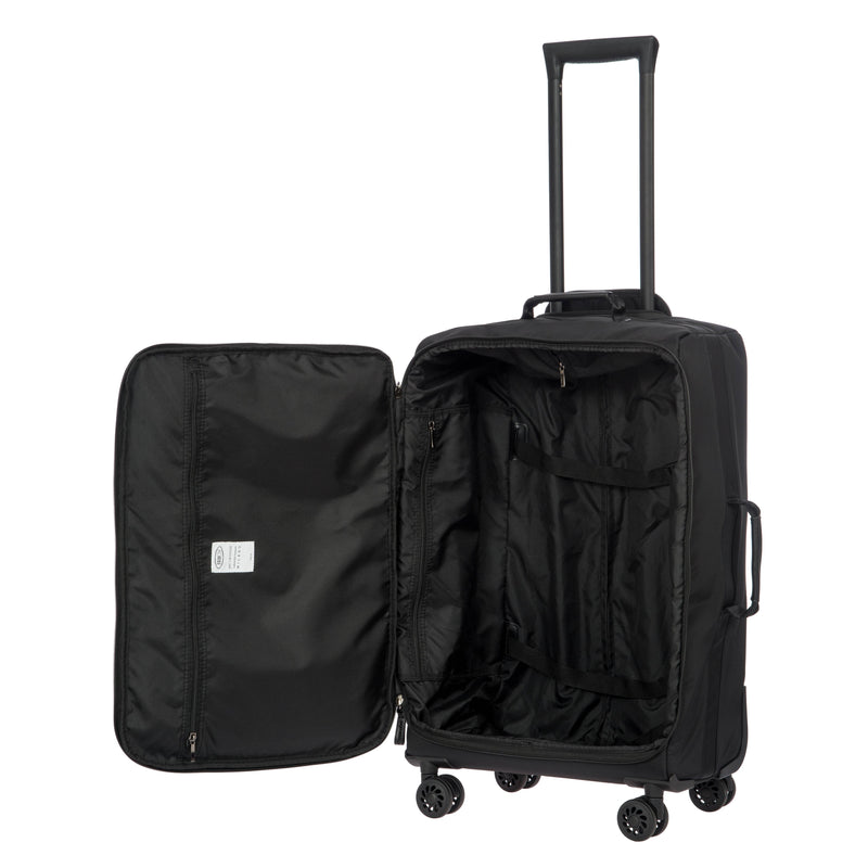 X-Bag/ X-Travel 25 Inch Spinner with Frame