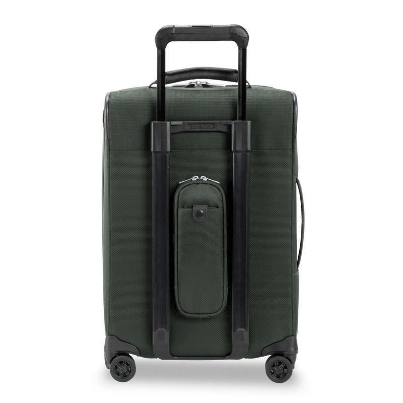 Transcend Tall Carry-On Zip Expandable Spinner