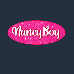 Nancy Boy Sparkle Tee