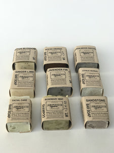 Juniper Seed Mercantile Bar Soaps
