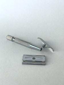Double-Edge Safety Razor
