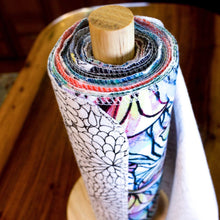 Load image into Gallery viewer, Unpaper Towels + Holder