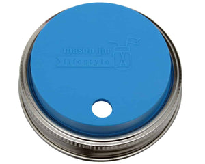 Silicon Lid w/ Straw Hole
