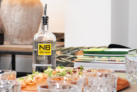 NB Distillery Tasting and Canapes