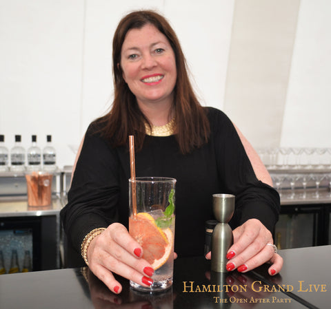 Viv Muir, owner at NB Gin