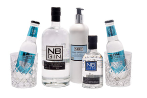 The Big Night Gin Gift Pack