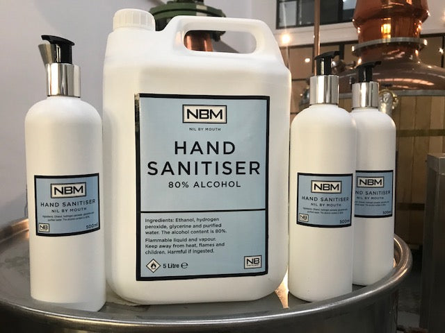 SIMPLY SANITISER